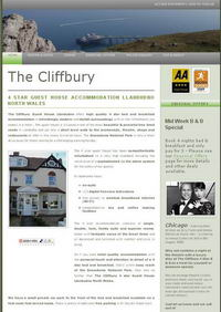 The Cliffbury Guest House